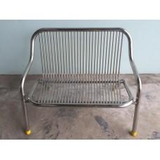 เก้าอี้สเตนเลสยาว